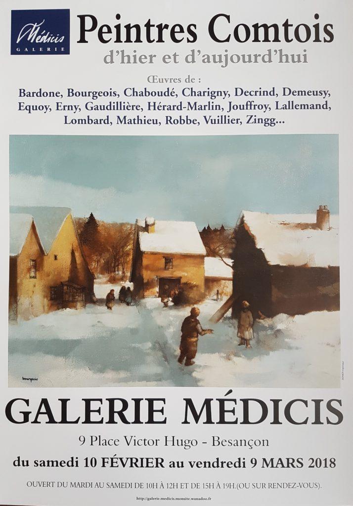 10 février Galerie Médicis (2)