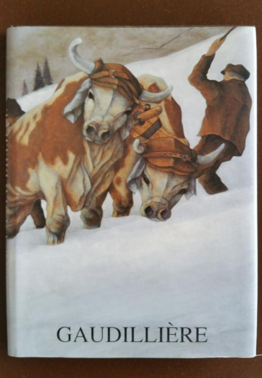 106-1998 livre d'art roland gaudillière
