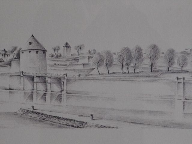 La tour de la Pelote