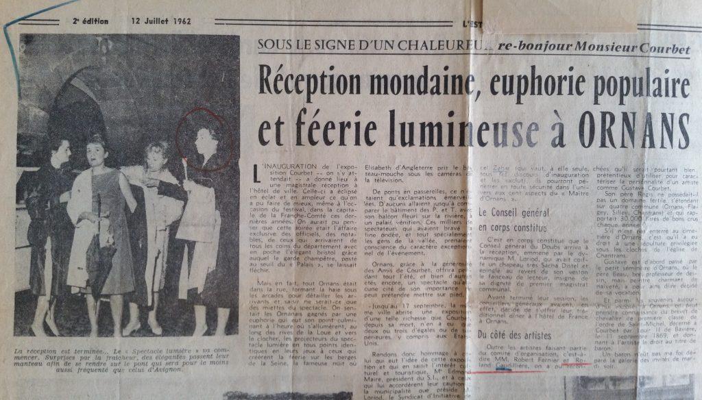 23-1962 inauguration expo Courbet
