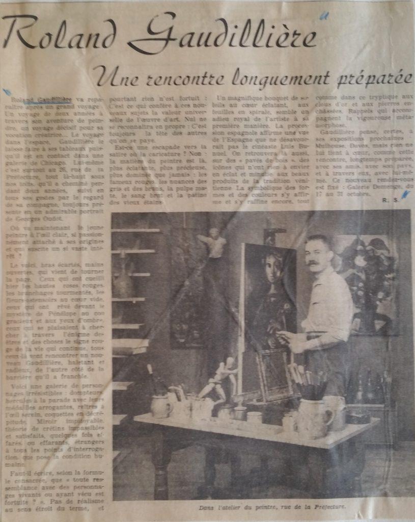 35-1964 atelier rue de la Préfecture Besançon