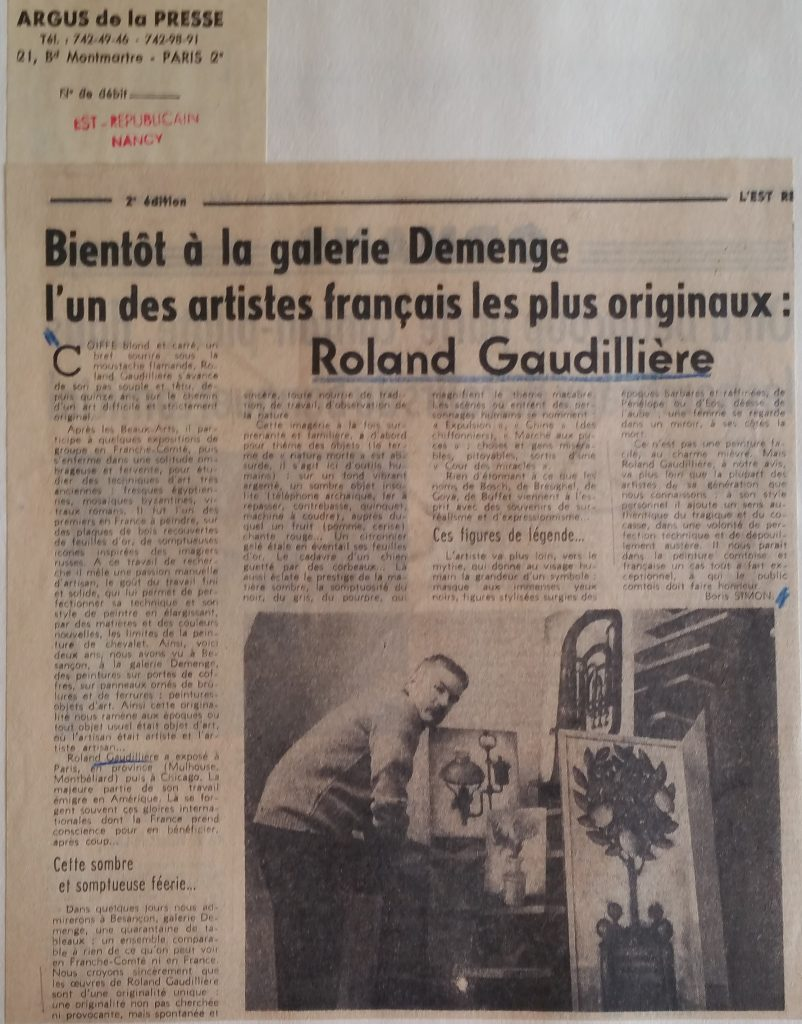 53-1966 expo gal.Demenge
