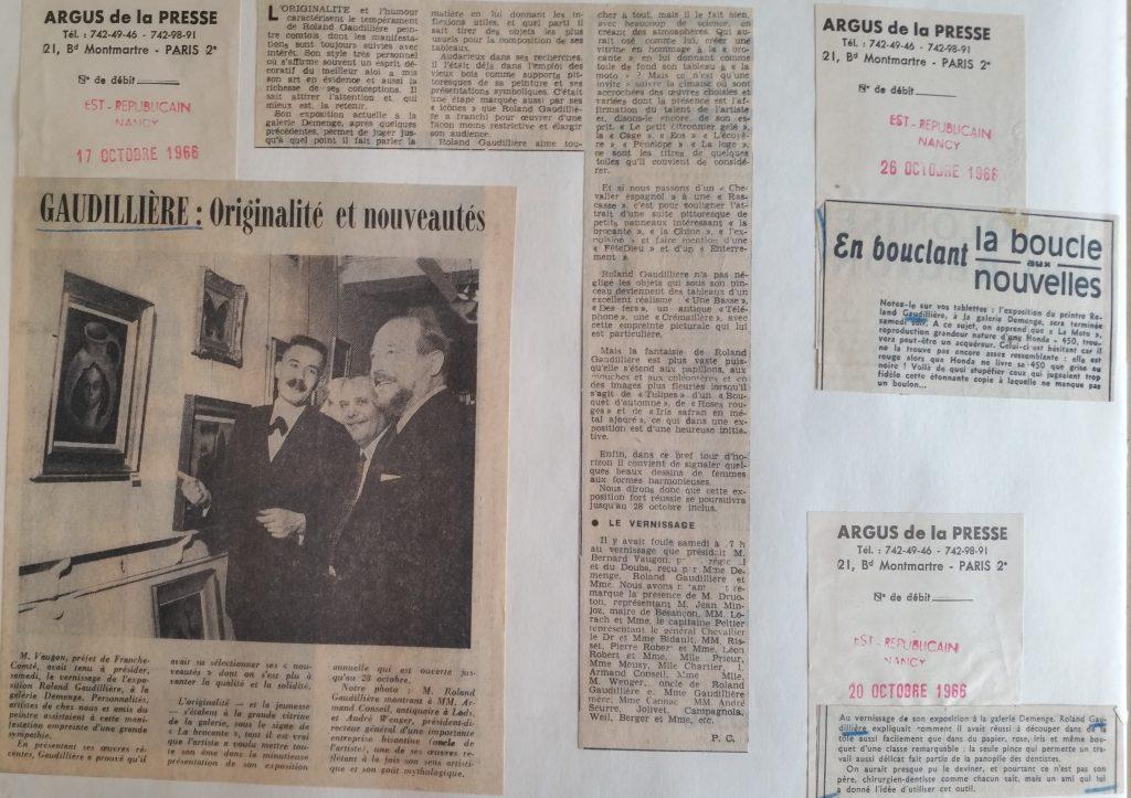 54-1966 expo gal.Demenge