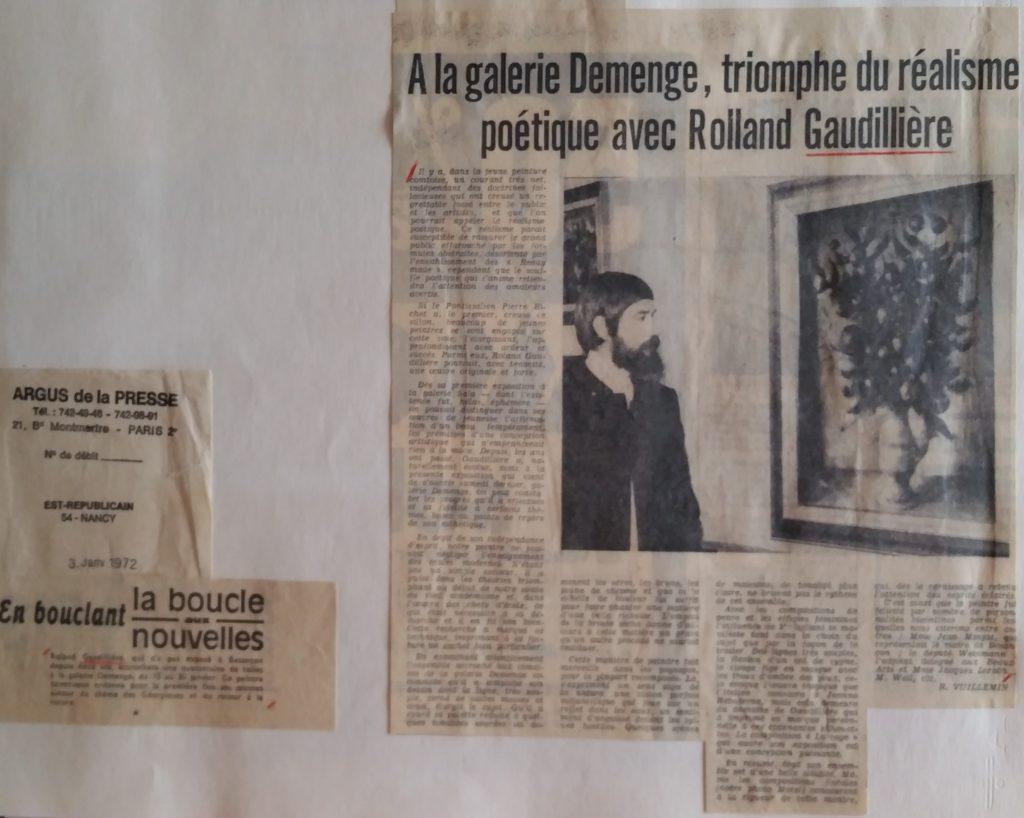 70 bis-1972 expo gal.Demenge