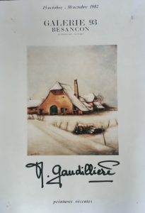86-1982 affiche expo gal.93