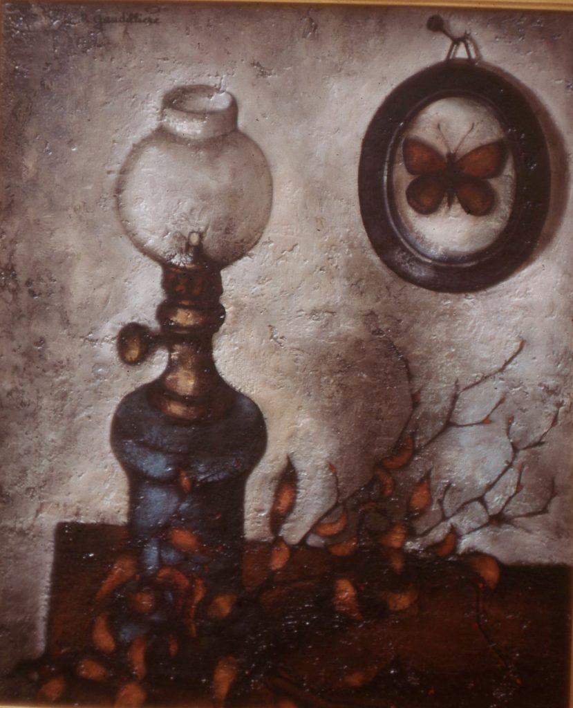 1961 la lampe bleue,diapo,15 f 0,65-0,54 isorel