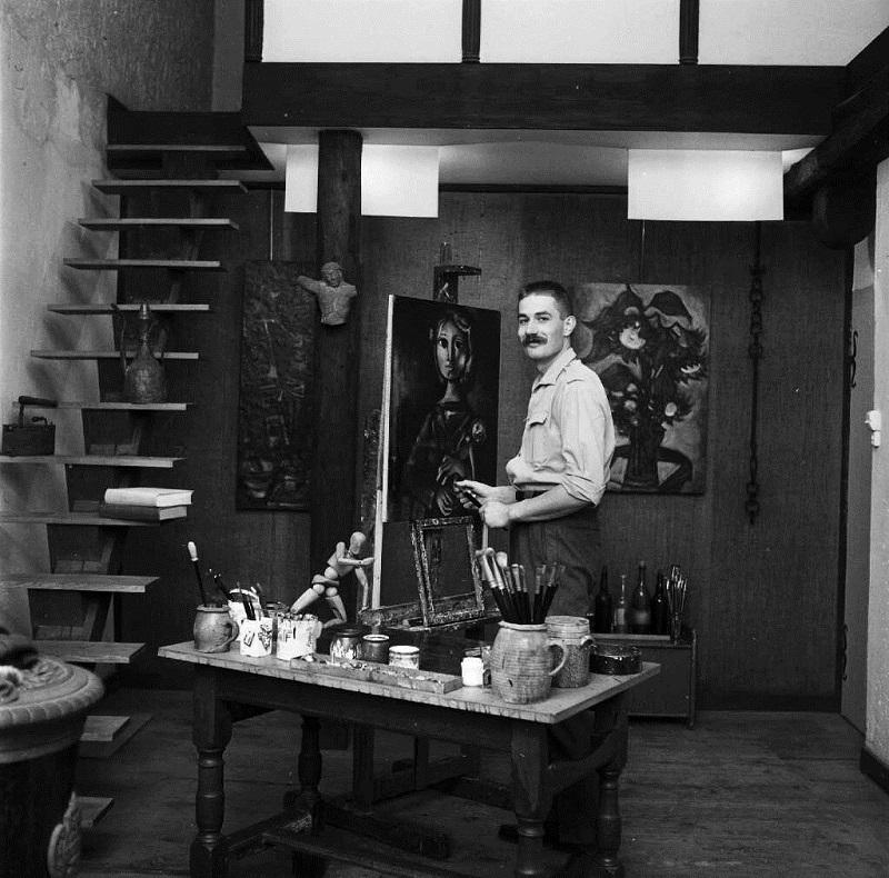 1961 pénélope,les soleils E.R bernard Faille en 1964