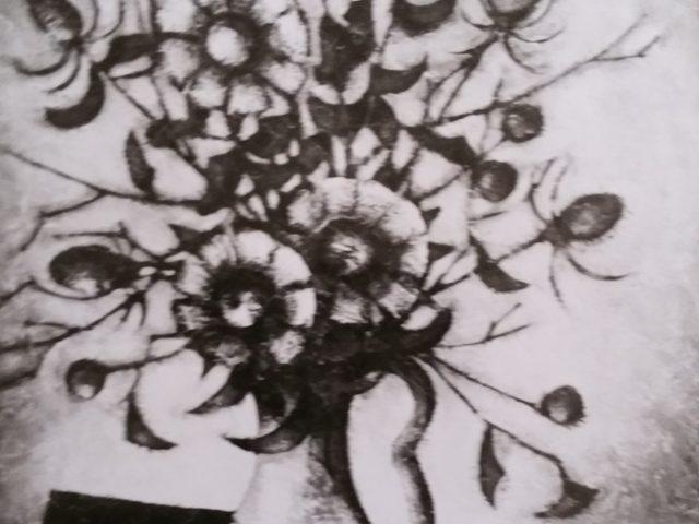 Les fleurs mortes
