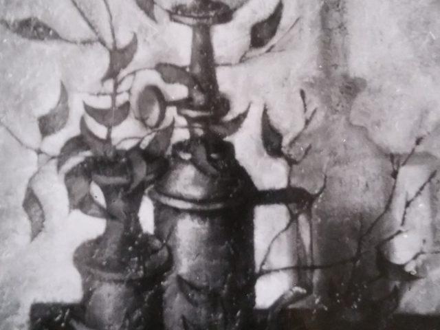 La lampe et son ombre