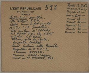 1967 Lip cebtenaire Fiche Bernard Faille Site Mémoire Vive