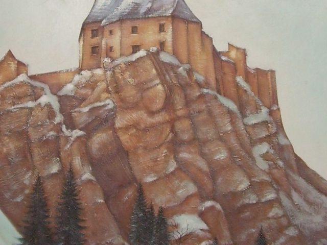Le fort de Joux