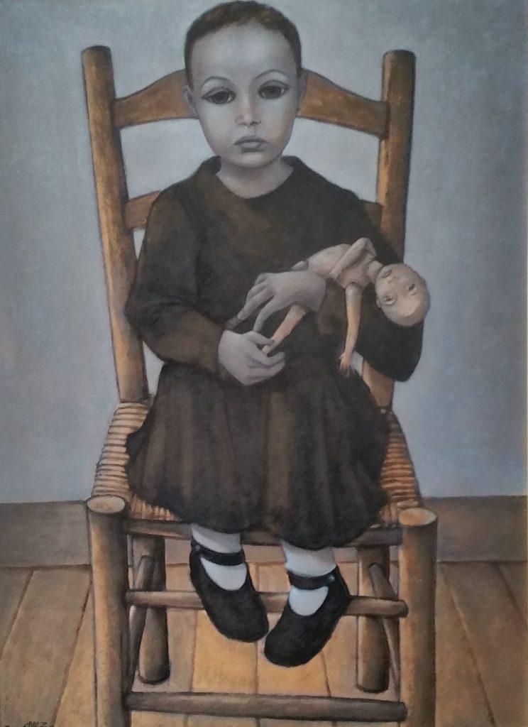 1986 la poupée de chiffon 25P 0,80-0,60 isorel