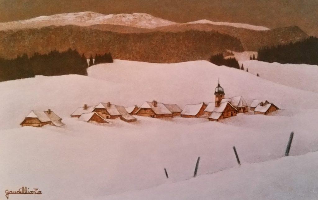 1990-15 le village dans la vallée 2P 0,16-0,24 isorel