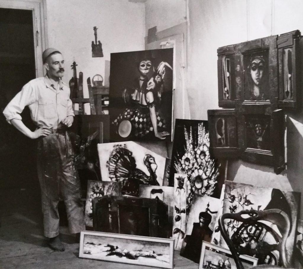 1961-1 atelier rue de la préfecture
