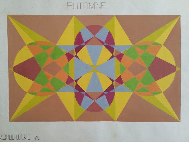 Automne, Arts Décoratifs Paris