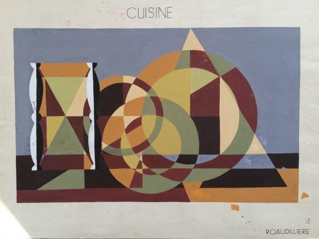 Cuisine, Arts Décoratifs Paris