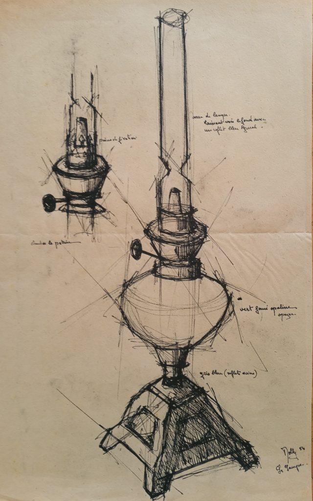 1954-la-lampe-049-031-etudeecole-des-beaux-arts-parissigne-rolly