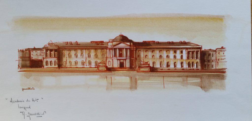 1960-leningradacademie-des-arts015-040-huile-sur-papier