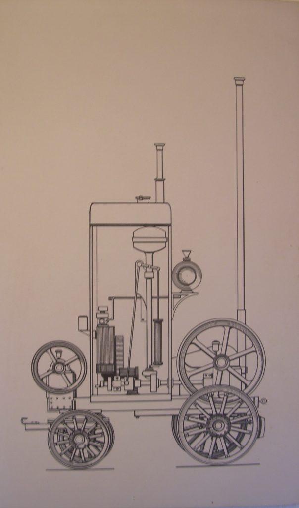1960 env.dessin machine à tuer le temps 60/30  à patrick