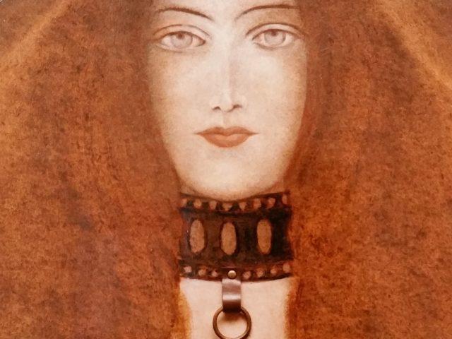La femme au collier