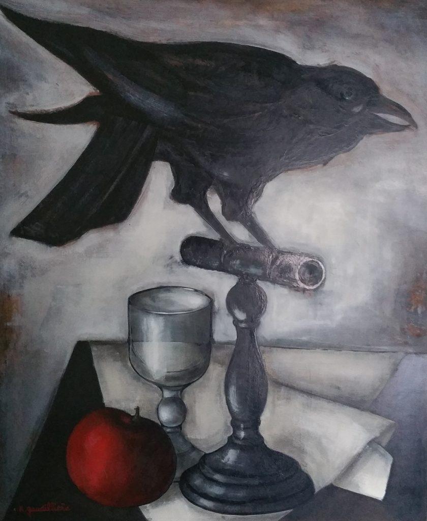 1965 le corbeau 8F 0,46-0,38 isorel