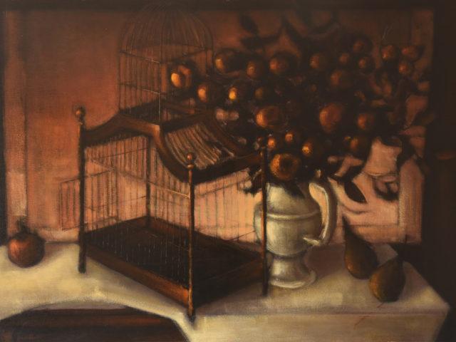 La cage au bouquet