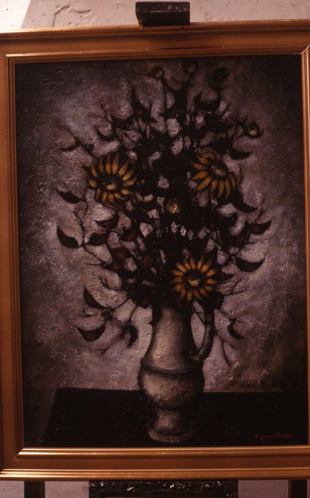 1962 le bouquet champêtre,diapo