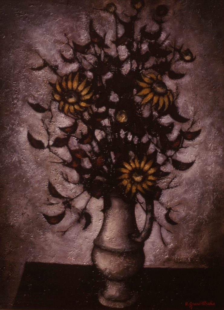 1962 le bouquet champêtre,diapo,25P 0,81-0,60 isorel