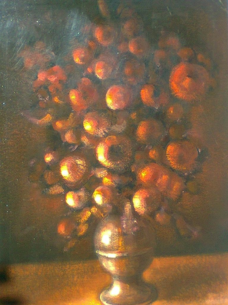 1970 le bouquet de feu 25P 0,81-0,60 isorel