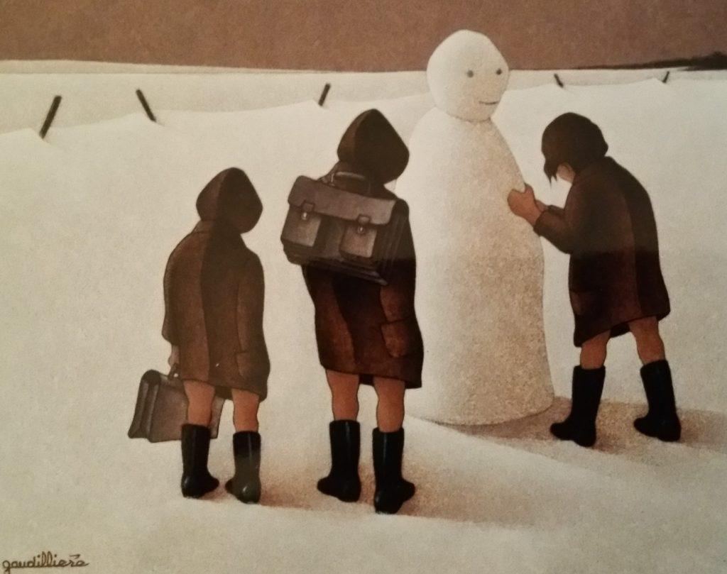 1995-23 le bonhomme de neige 3F 0,22-0,27 isorel