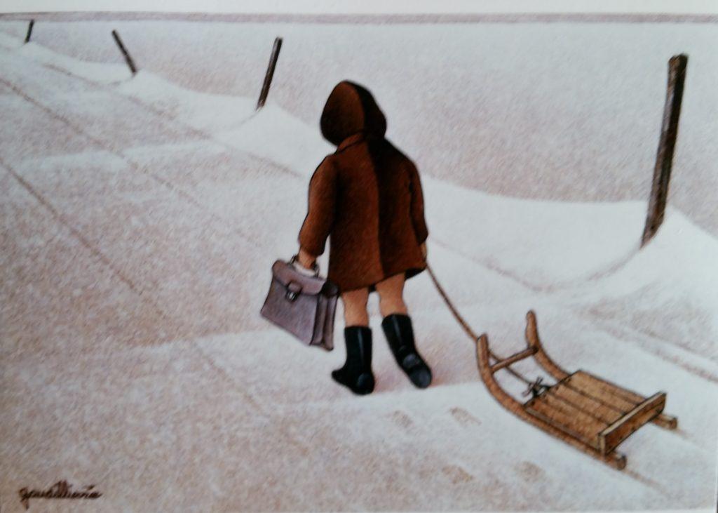 1995 solitude,photo de diapo,2F 0,19-0,24 isorel