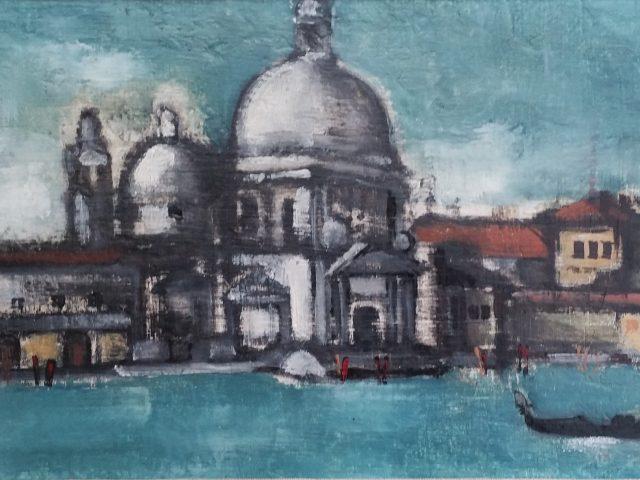Venise – Le salut