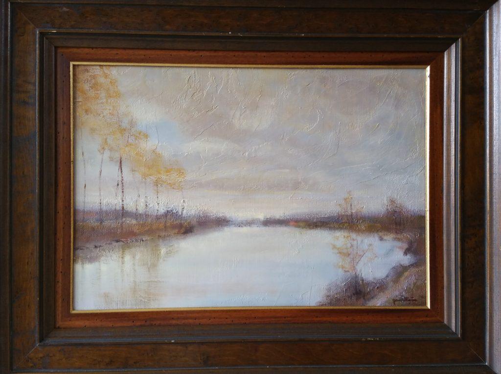 1982 pâle soleil d'automne