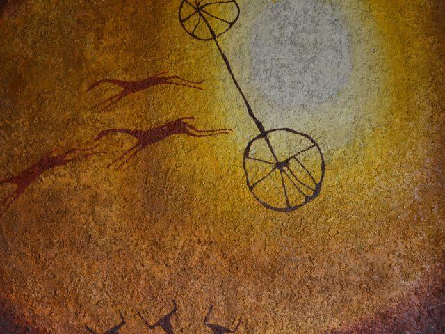 Le char du soleil – Les cavales