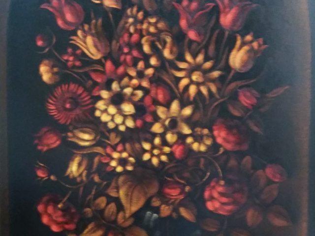 Le bouquet aux mille fleurs