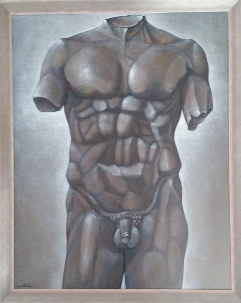 1985 adam ou l'homme de bronze (2)