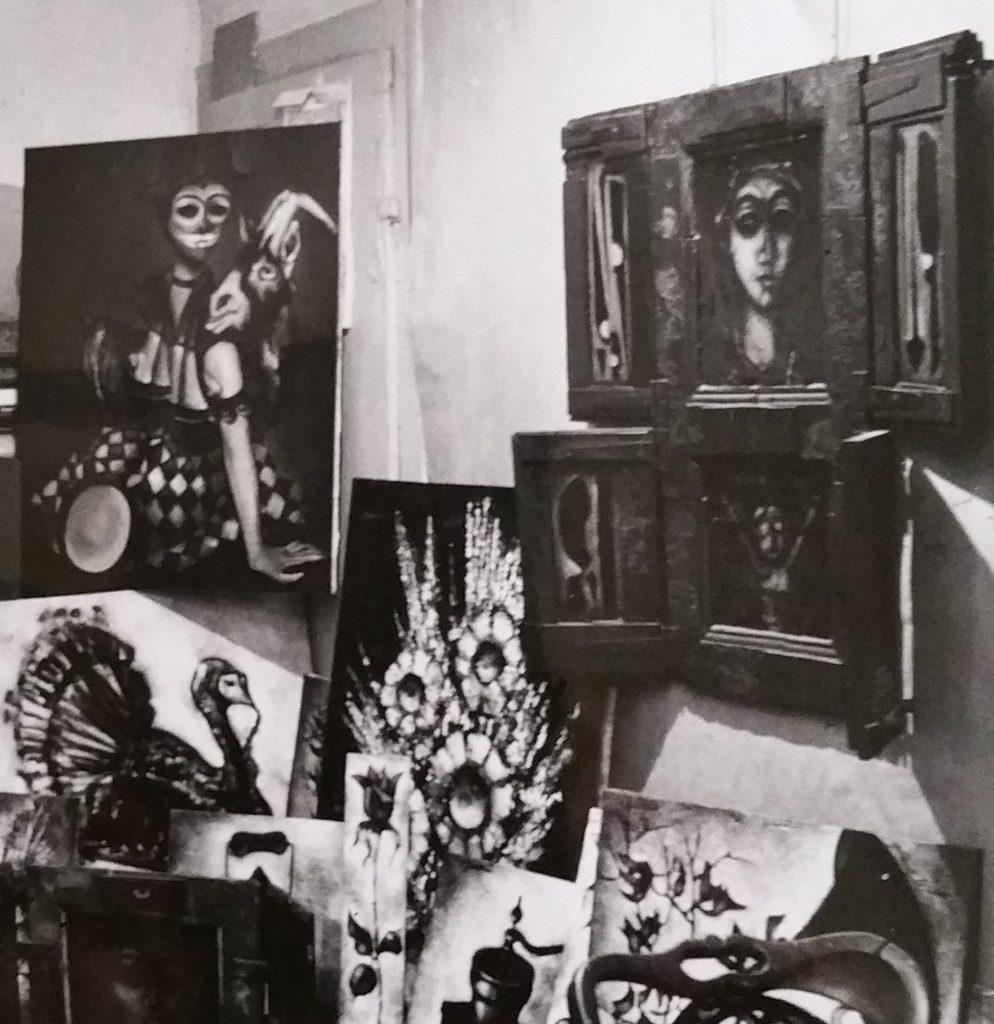 1961-1 atelier rue de la préfecture photo pour la Une