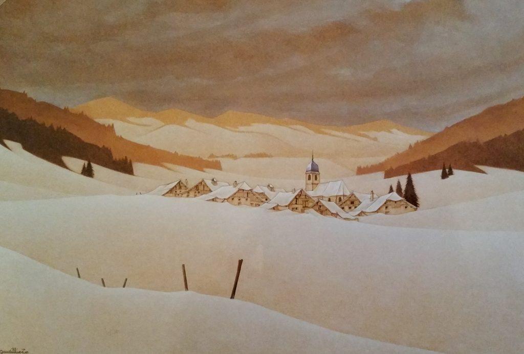 1993-18 les portes de l'hiver 20M 0,50-0,73 isorel