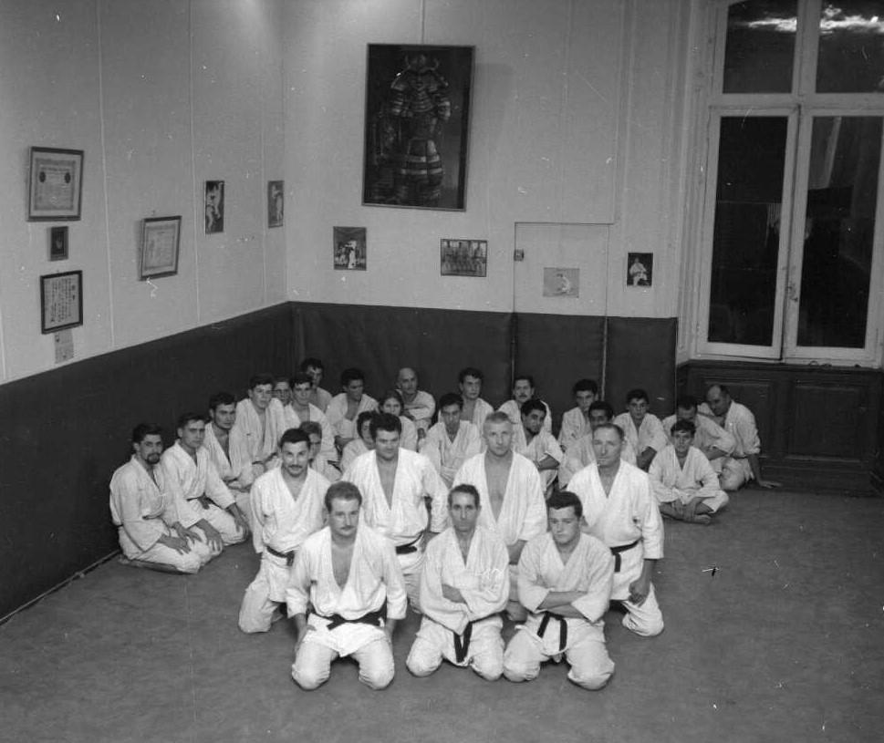 1962 le samouraï 60P Mr Gallecier, Bernard Faille Site Mémoire Vive