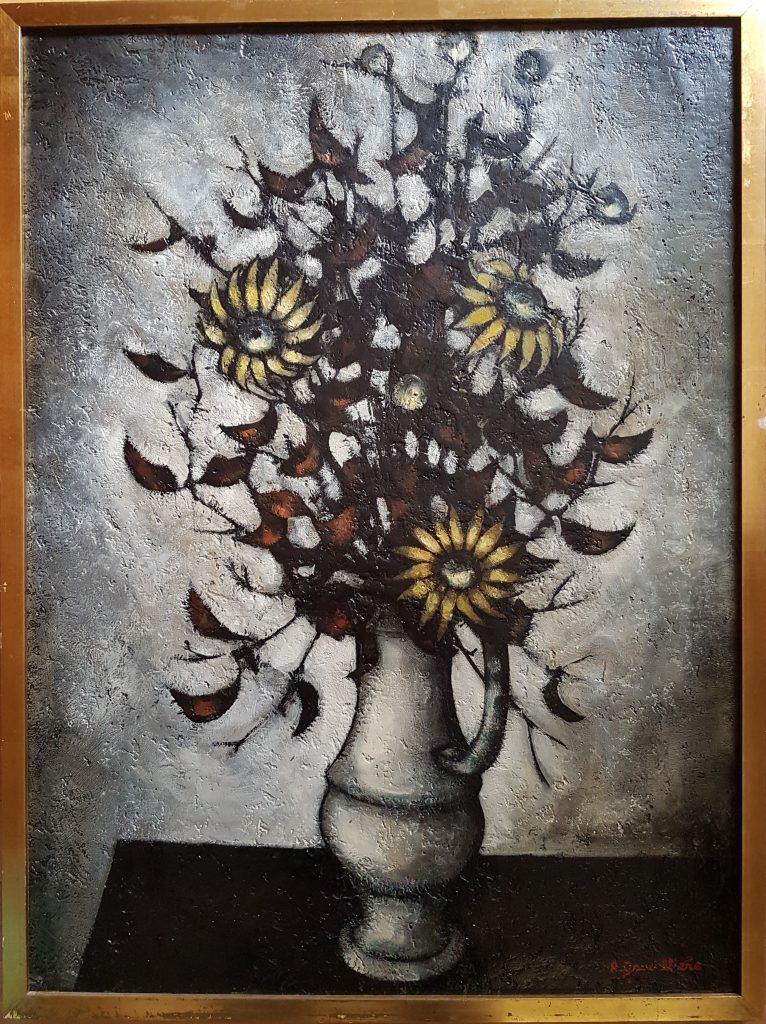 1968 le bouquet champêtre 25P