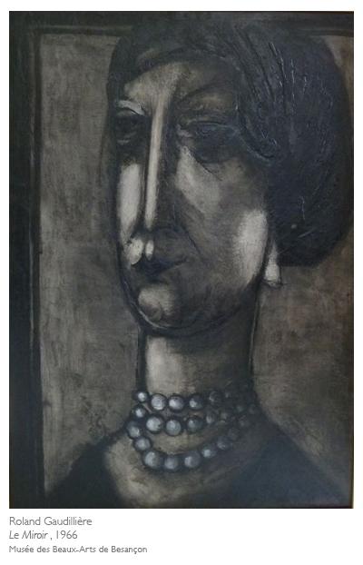 1963 le miroir Musée des Beaux-Arts en 1966
