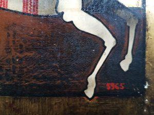 1965 cavalier-boule HF3 détail 5965 icône