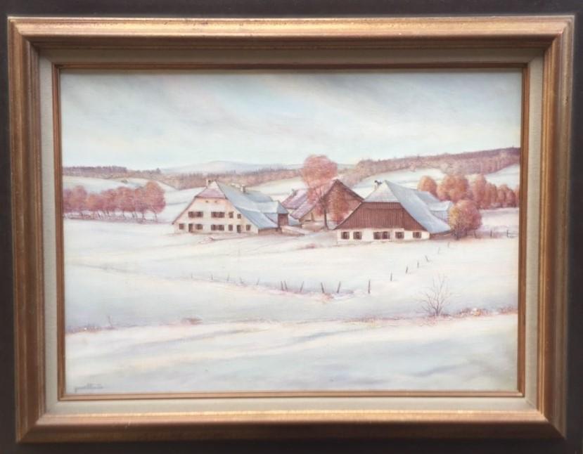 1983 la béridole - première neige 15M