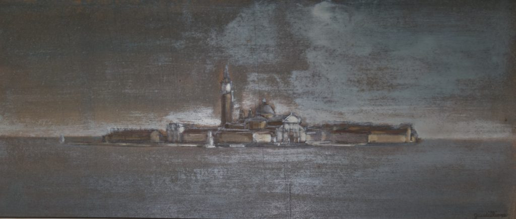 1962 isola di Saint Giorgio Venezia HF 0,26-0,59 isorel