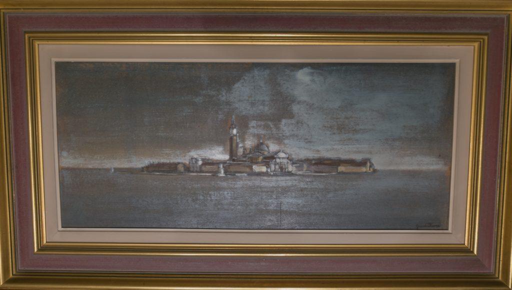 1962 isola di Saint Giorgio Venezia HF