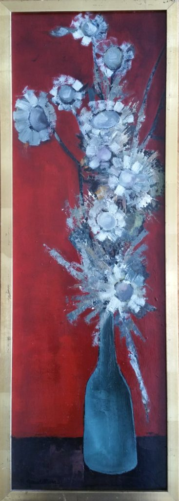 1960 fleurs HF12
