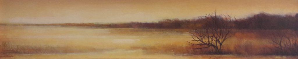 1971 paysage n°1 HF4 0,13-0,61 isorel