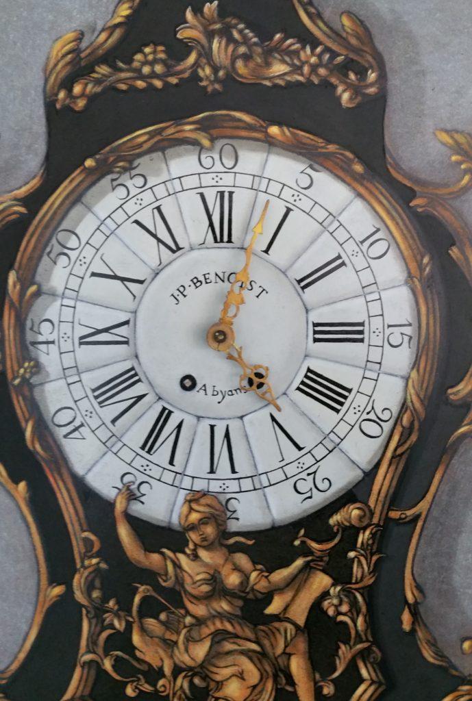 1986 le cartel Louis XV photo pour la Une