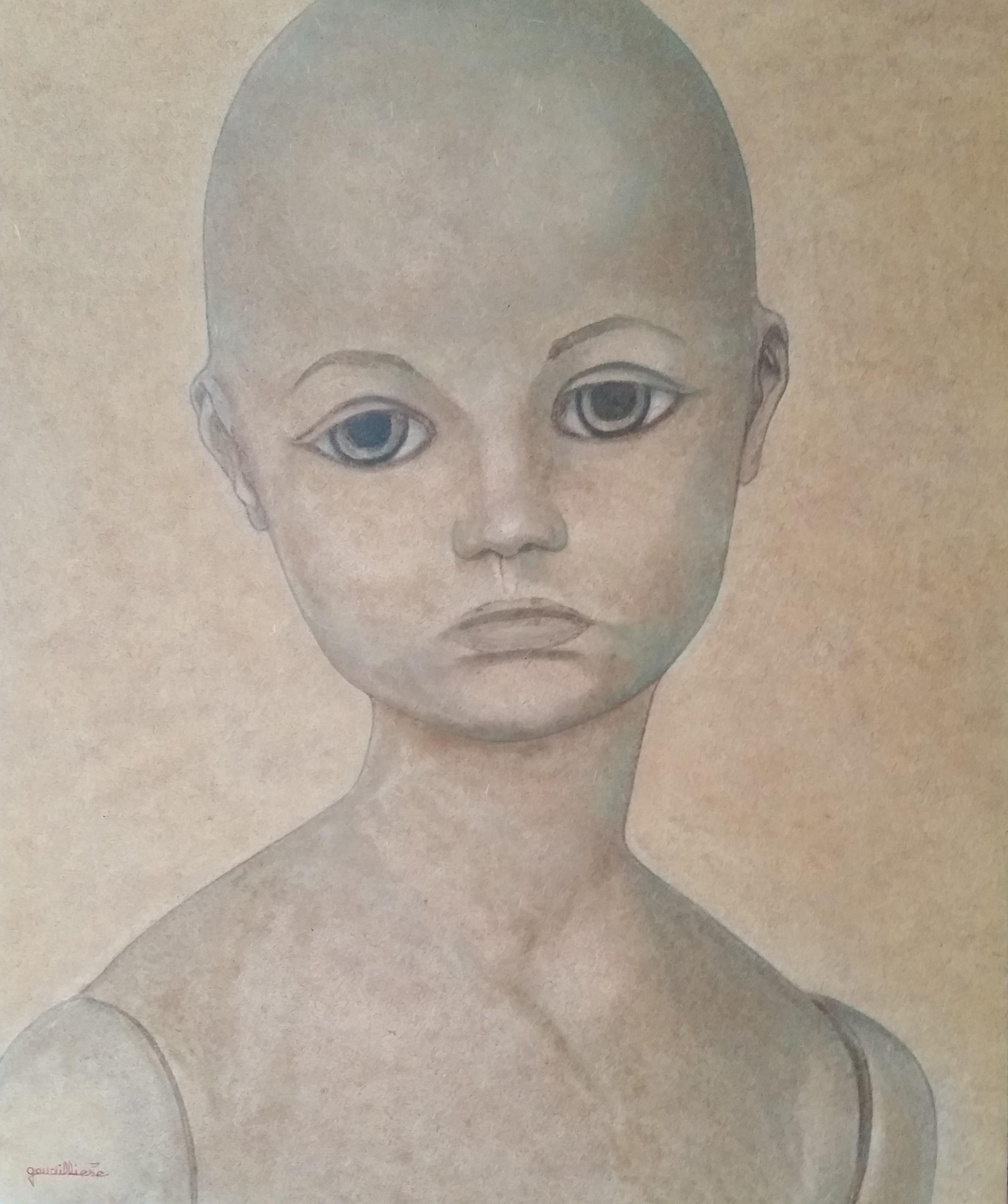 1997 La poupée triste