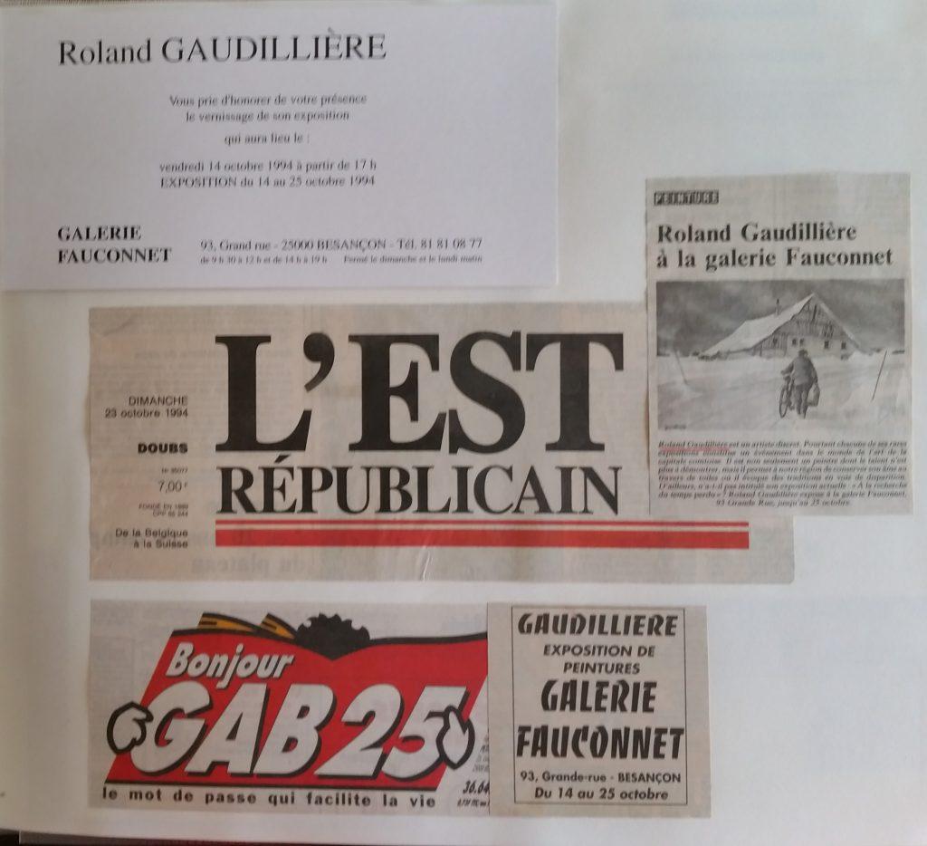 101-1994 expo Fauconnet